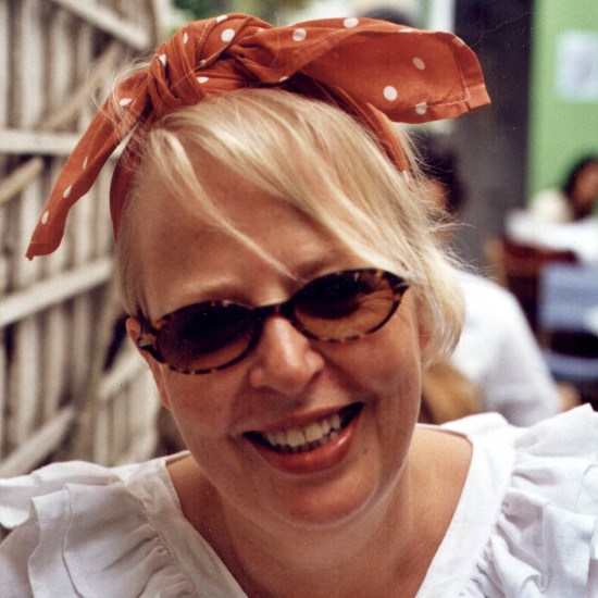 Anne Yvonne Gilbert