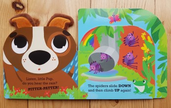 Down, Up, Pup: Listen, Look, and Learn Opposites
