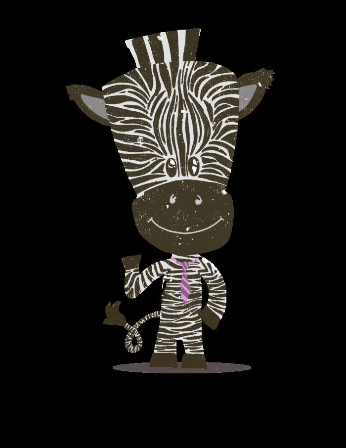Zeek the Zebra