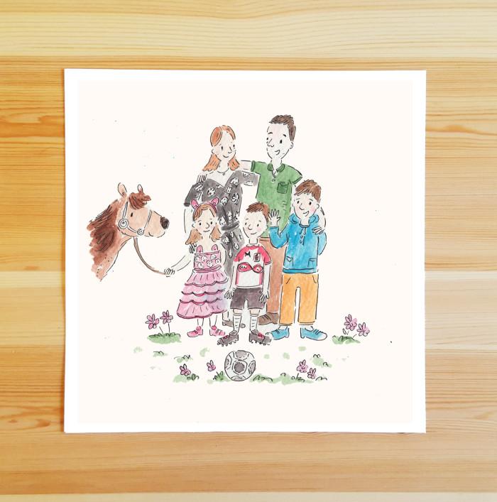 Family Prints