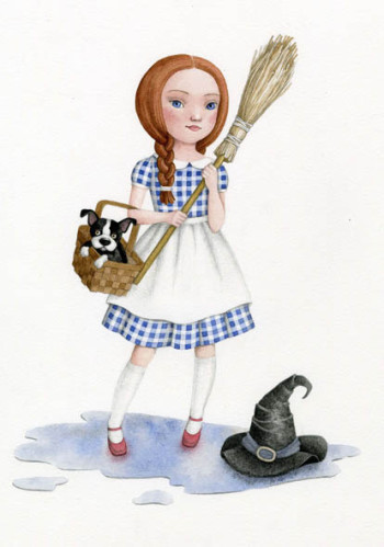 Dorothy, Victorious