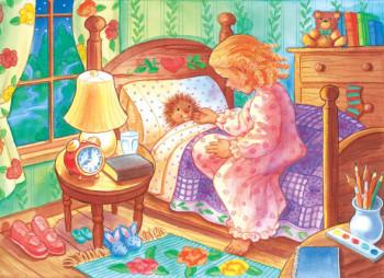 Porcupines Bedtime
