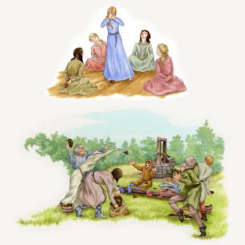 Medieval Games.