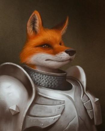 The Fox Knight
