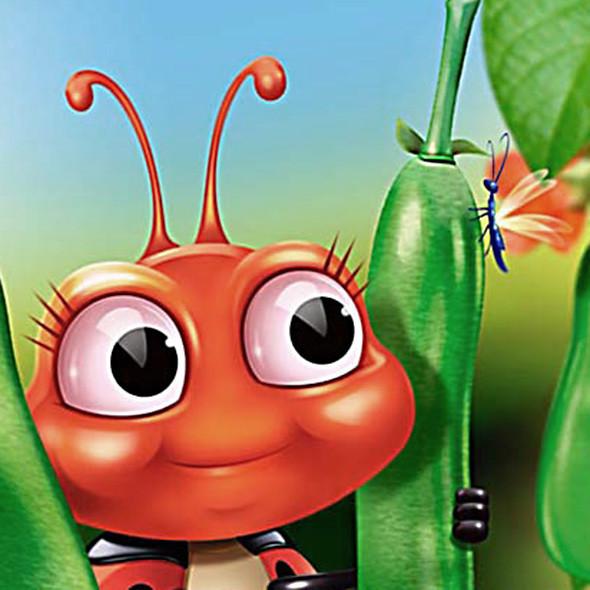 Little Ladybird and friend