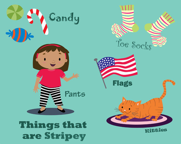 Things that are Stripey