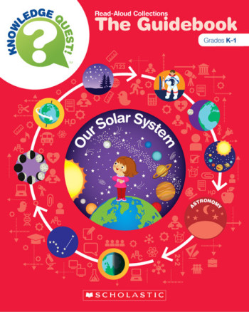 Our Solar System cover