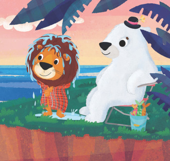 Lion - Adventure