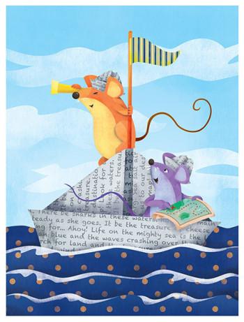 Mice at Sea