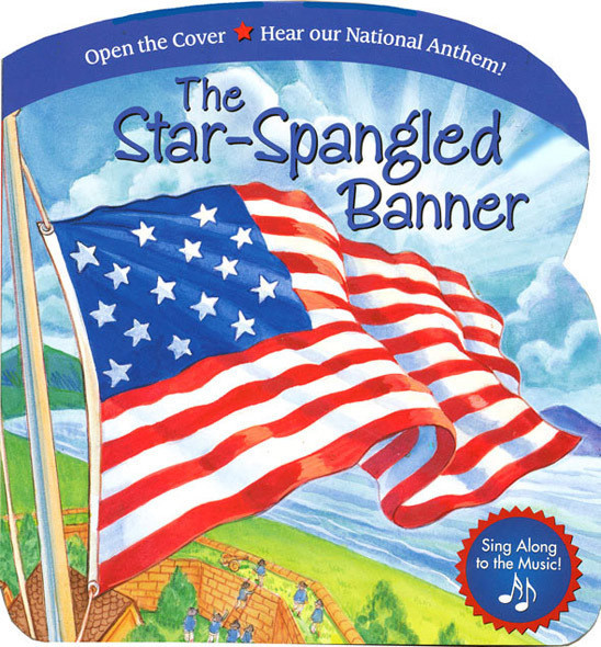 The Story of the Star-Spangled Banner cover illust