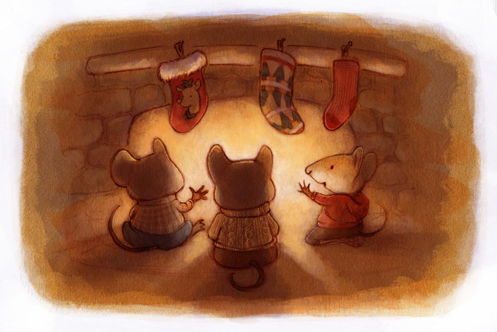 Holiday warmth