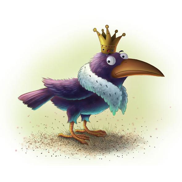 Royal Crow