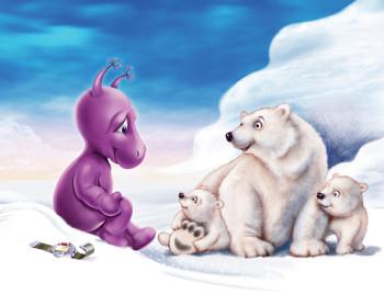 Wally & Polar Bears