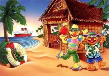 Sesame Street Bert & Ernie