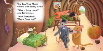 Country Mouse's House