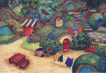 Tiny Woodland Homes