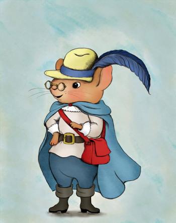 Perez the Mouse