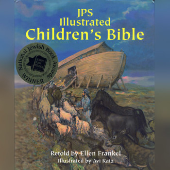 The JPS Children's Illustrated Bible