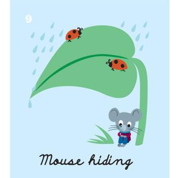 Mouse hiding