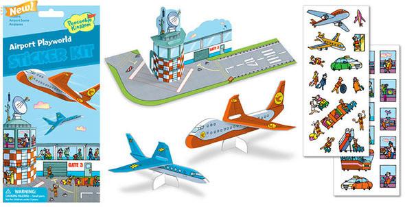 Airport Sticker Kit