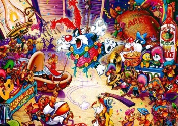 Warner Bros. Mexican Fiesta