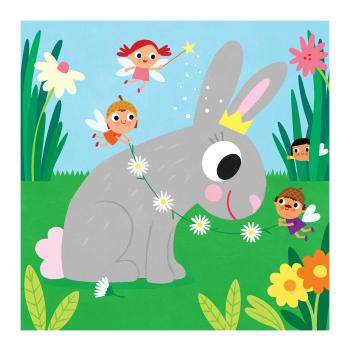 Animals-Bunny Magic