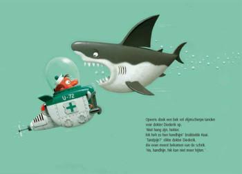 Sea Shark Fish