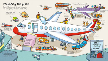Look inside Airport