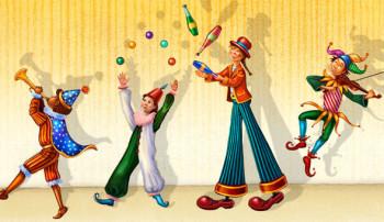 A Juggling Company