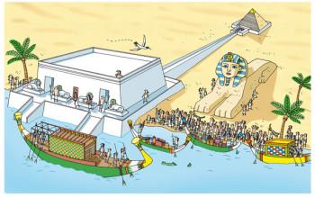 Look inside Mummies & Pyramids