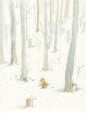 'Little lost fox'