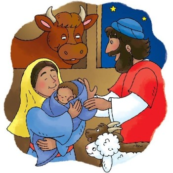 Baby Jesus is Born