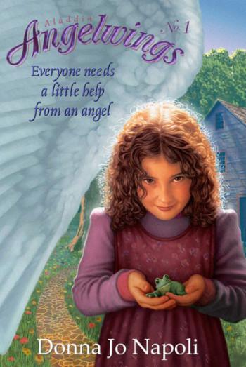 Angelwings: Girl With Frog