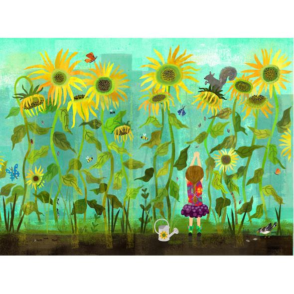 Sunflower Buffet