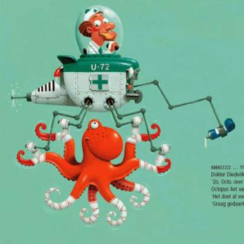 Sea Ocean Octopus