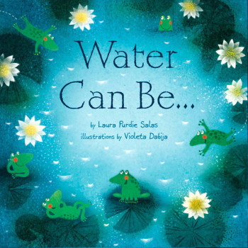 'Water Can Be...' book cover