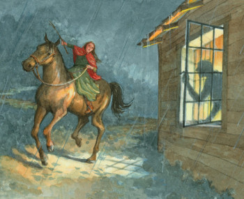 Sybil Ludington's Midnight Ride