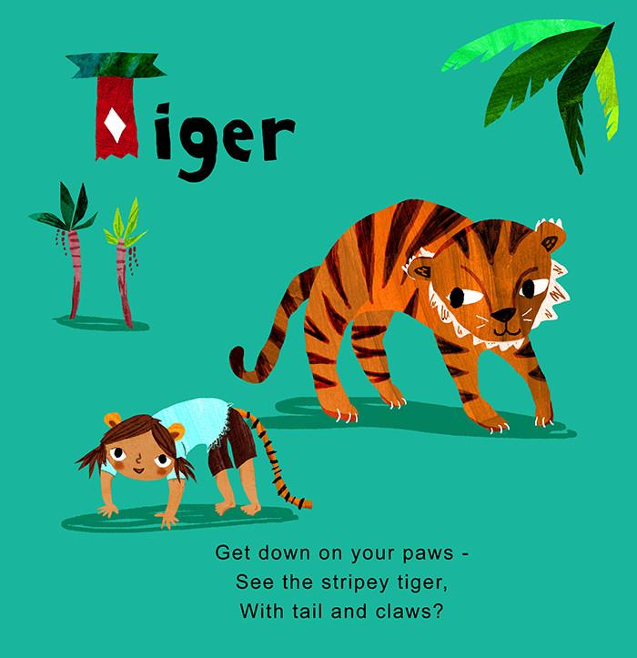 Tiger Yoga