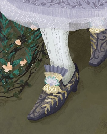 12 Dancing Princesses - The Slippers