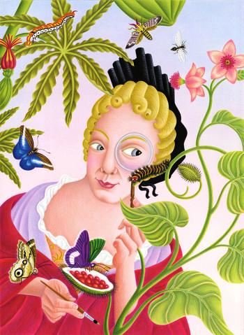 Maria Sibylla Merian: Good Night Stories for Rebel Girls