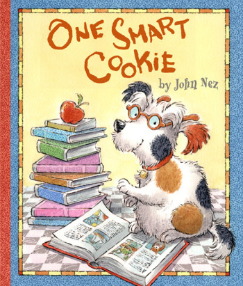 'One Smart Cookie' by John Nez
