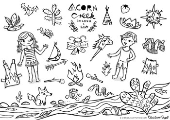 Acorn Creek Paperdolls