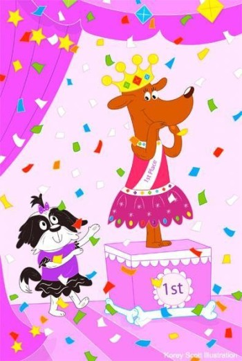 Pooch Pageant - Children's Book