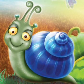 Discovery Garden - Snail