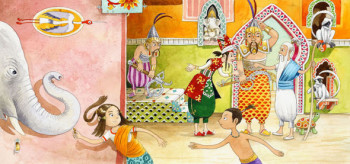 Indian Tale