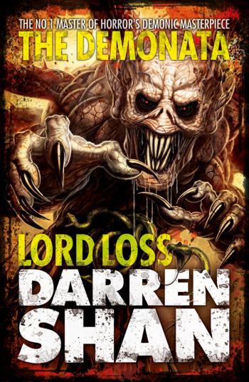 Lord Loss. Demonata, Darren Shan