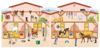 Sticker Book - Ponys and Horses