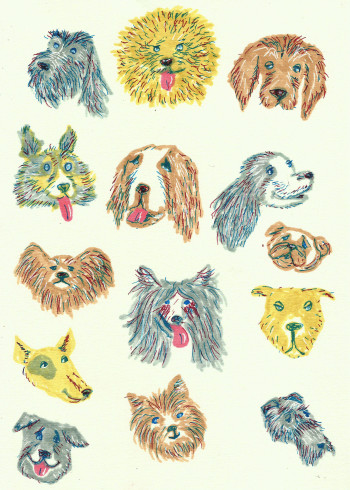 Dogs Characters