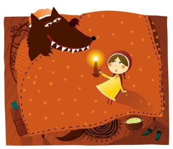 'Little Red Riding Hood' (2)