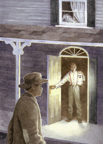 The Night Visitors (Underground Railroad)